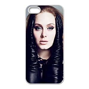 Custom Adele Back Cover Case for iphone5,5S JN5S-613