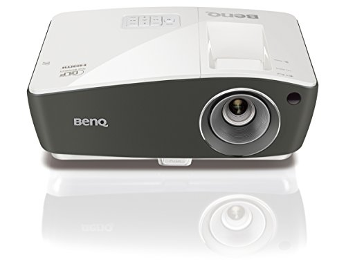 BenQ DLP HD 1080p Projector (TH670) – 3D Home Theater Projector with 3,000 ANSI Lumens and 10,000:1 Contrast