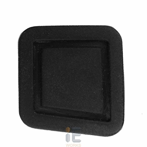 Door Handle Button Cover Repair Kit (Left Side) (Front
