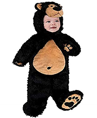 Princess Paradise Bear Cub Costume, 0 to 3 Months]()
