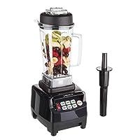 Ultratec Professioneller Standmixer (2,0 Liter, 1500 Watt, 6 Edelstahlmesser,...