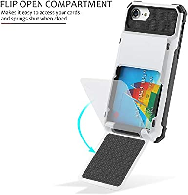 Amazon.com: Funda para iPhone 7, iPhone 8, OKAYUSED funda ...