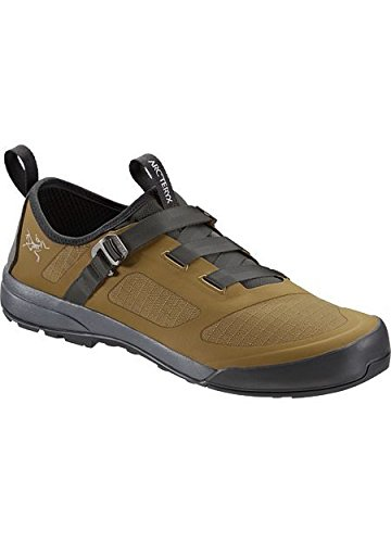 Arc'teryx Arakys Approach Shoe - Men's Light Totem/Shark, US 12.0/UK 11.5 by Arc'teryx