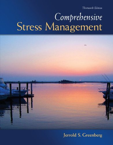 Comprehensive Stress Management by McGraw-Hill Education
