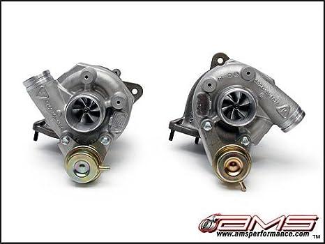 AMS Billet K16 Turbo actualización para 996 Porsche Turbo: Amazon.es: Coche y moto