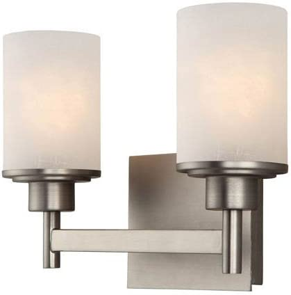 Hampton Bay EGM1393A-4 BN 3-Light Brushed Nickel Vanity