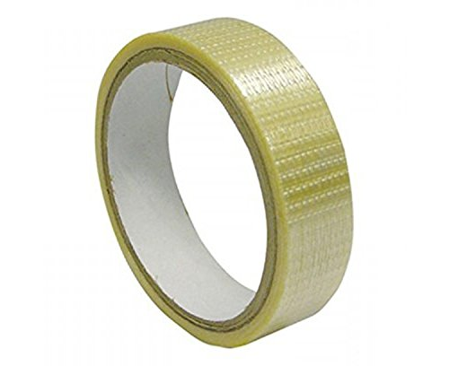 SportsYuva Cricket Bat Face Tape Protection Tape Roll English Fiber Tape (Reguler, 150 mm Fiber - Fibre Protection