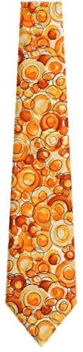 JG-7097 - Jerry Garcia Designer Silk Necktie - Necktie Tie Garcia