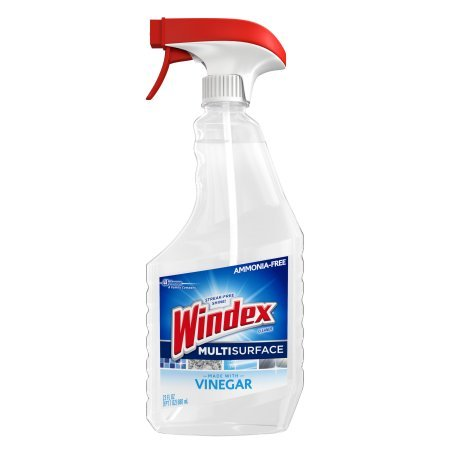 Windex Vinegar Multi-Surface Cleaner 23 Oz (Set of 2) Made in USA