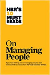 HBR's 10 Must Reads: On Managing People (Harvard Business Review Must Reads) Paperback