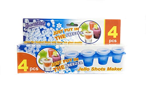 Plastic Jello Shot Maker