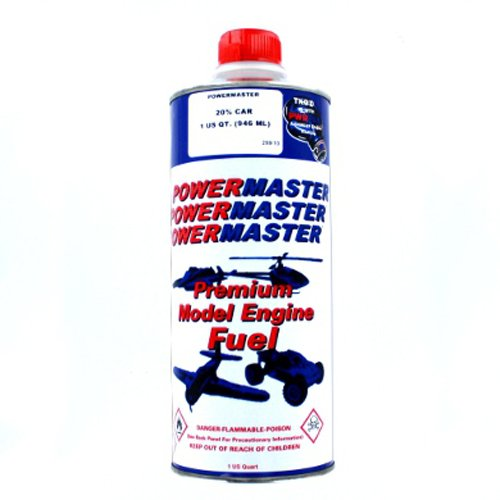 - 20% Nitro Fuel - 1 Quart - Nitrofuel - By PowerMaster