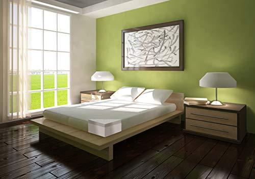 Sleep Creations 14-inch Copper Gel Memory Foam Mattress (Cal_King)