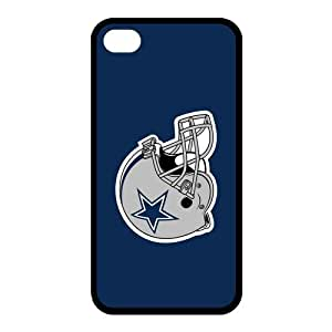 Custom Dallas Cowboys NFL Series Back Cover Case for iphone 4,4S JN4S-1416