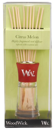 WoodWick Citrus Melon Mini Reed Diffuser by WoodWick