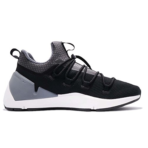NIKE Mens Air Zoom Grade, Black/Dark Grey-Summit White-Black, 10.5 M US