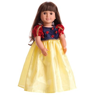 Little Adventures Doll Deluxe Snow White - Snow White Deluxe Outfit