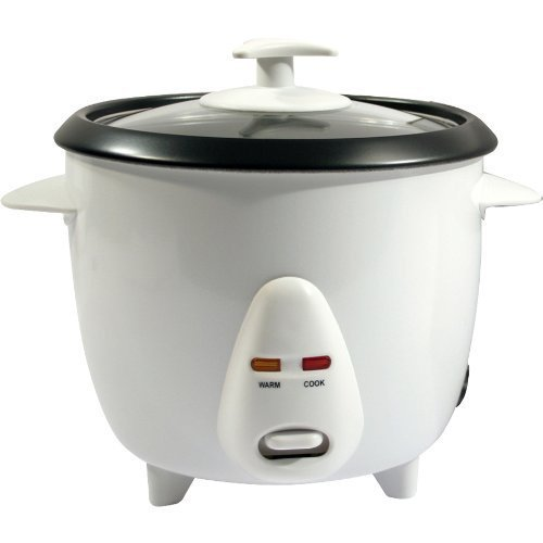 1.8L NON STICK AUTOMATIC ELECTRIC RICE COOKER POT WARMER WARM COOK 1.8 LITRE Guilty Gadgets 1.8L RICE COOKER