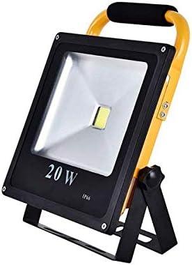 LED Foco Proyector Portatil XYTMY® Lámpara Camping 20W Foco LED ...