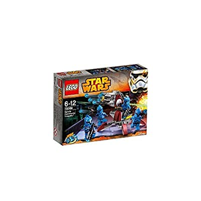 LEGO Star Wars Senate Commando Troopers Lego Star Wars Senate Commando Troopers 75088 parallel import goods: Toys & Games