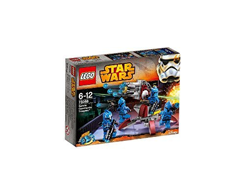 LEGO Star Wars Senate Commando Troopers Lego Star Wars Senate Commando Troopers 75088 parallel import goods