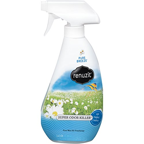 Renuzit Super Odor Neutralizer, Pure Breeze, 13 - Ounce 13 Neutralizer Odor