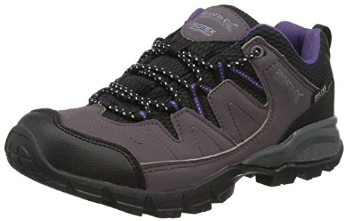 Regatta Arrampicata Low Holcombe blackb Donna Da shark Viola Scarpe Lady rxpOXqr
