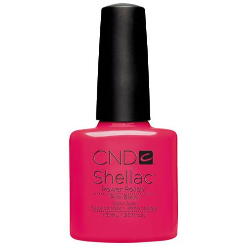 CND Shellac Power Polish Color Coat - Pink Bikini CND Nail Products CNDS0055