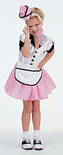 Rubie's - Soda Pop Girl Child Costume Sm - 4-6