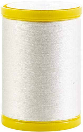 - Coats Thread & Zippers S970-0100 General Purpose Cotton Thread, 225-Yard, White