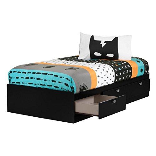 South Shore 100187 Spark Bed Superhero Comforter&Pillowcase, Twin