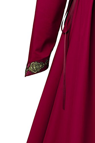 Dornbluth Bordeaux Mittelalterkleid Damen Damen Estelle Dornbluth xOPwqgr0OB