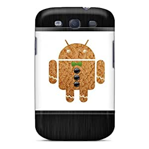 Sanp On Cases Covers Protector For Galaxy S3 (android Ginger Bread)