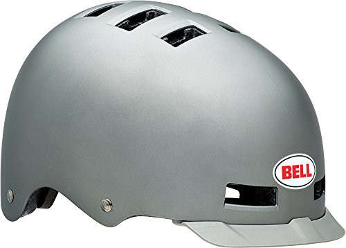 Bell Youth Trans Multi-Sport Helmet, Matte Titanium (Trans Sport)