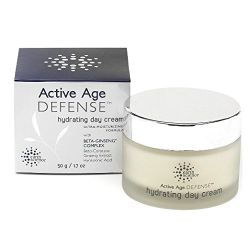 Earth Science Hydrating Day Cream 1.7 Oz