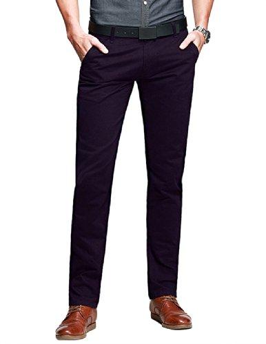 match-mens-slim-tapered-flat-front-casual-pants-40w-x-31l-dark-purple