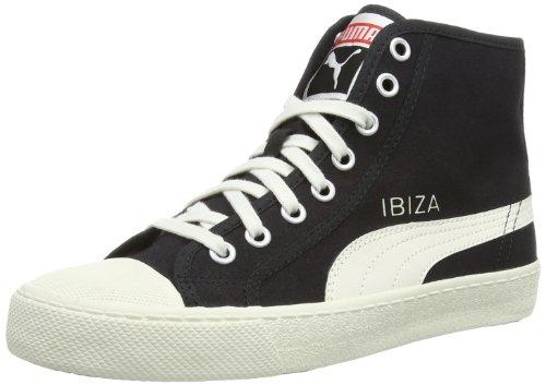 Puma Ibiza Mid NM #1, Sneaker Unisex-Adulto Nero (Schwarz (Black 01))