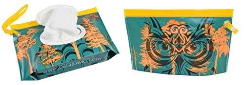 Night Owl Wet Wipe Dispenser Case from Bara Lowki by ka Mercantile