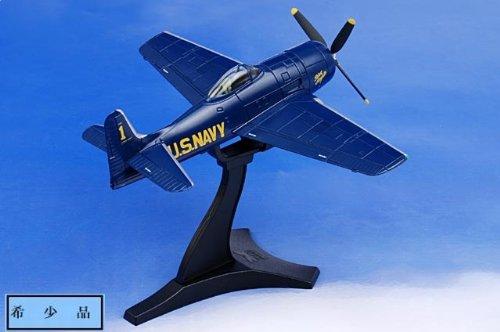 1:72 SkyMax フライング ヒーローズ SM1003 Grumman F8F Bearcat ダイキャスト モデル USN Blue Angels, #1, 1946 並行輸入品