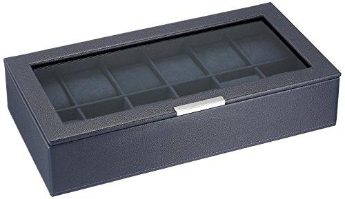 - Wolf Designs 309817 Leather Lizard Watch Case