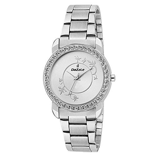 Dazzle AUTUMN888 WHT CH Analog Watches for Women