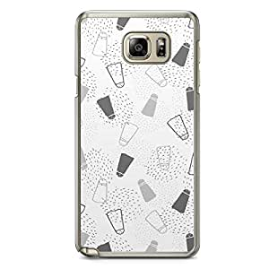 Kitchen 1 Samsung Galaxy Note 5 Transparent Edge Case - Bakery Collection
