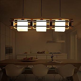 Llyy Einfach Japanisch Anmutenden Anhanger Lampe Moderne Chinesische