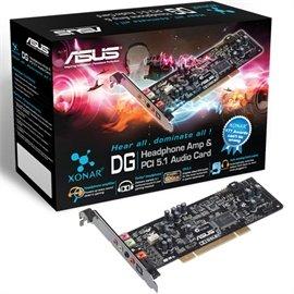 Asus Xonar DG 24-bit 96 kHz Sound Card