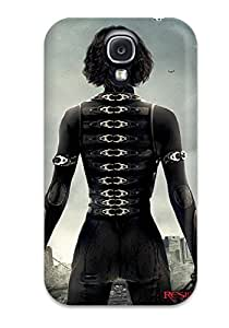 High Quality Shock Absorbing Case For Galaxy S4-resident Evil Retribution Officials Milla Jovovich Alice Disaster Postapocalyptic World People Movie
