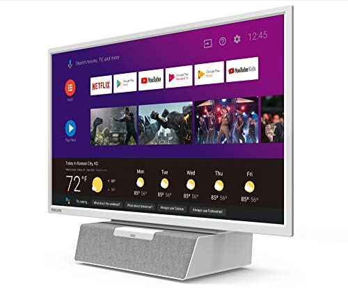 "Philips 6000 Series 24"" Android Kitchen TV with Google Assistant - 24PFL6704 2"