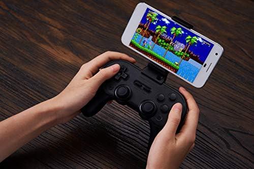 8Bitdo Smartphone Clip for SN30 Pro+ Black Edition (Nintendo ...