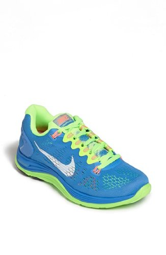 Women's Nike Lunarglide +5 Running Shoes. Size 12. DISTAN...