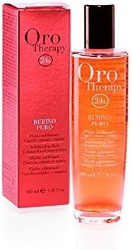 Oro Therapy - Fluido para coloración de cabello, 100 ml