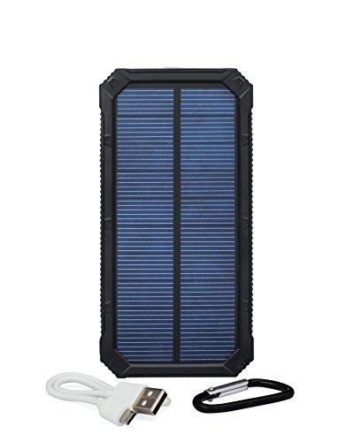 Solar Power Bank 12000 Mah - 4